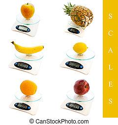 scales set