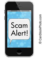 scam, alerte