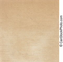 scan of an old aged worn white beige linen book cover