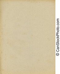 old paper texture - scan of old paper texture background