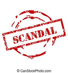 Scandal Vector