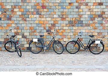 Scandinavian bicycles