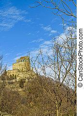 Scara San Michele Abbey, Piamonte, Italy