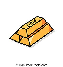 scarabocchiare, oro