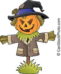 Scarecrow topic image 1