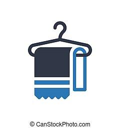 scarf glyph color icon