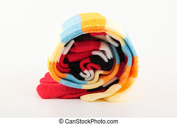 scarf isolated