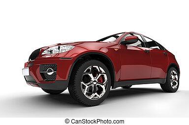 Scarlet SUV