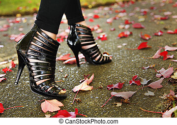 scarpa, moda