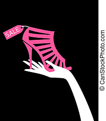 scarpa, vendita