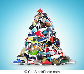scarpe, sport