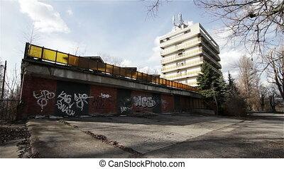 Scary Abandoned Building 1 - Scary Abandoned Building...