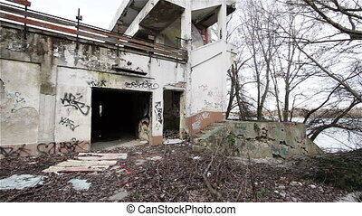 Scary Abandoned Building 3