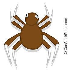 Scary Halloween Spider
