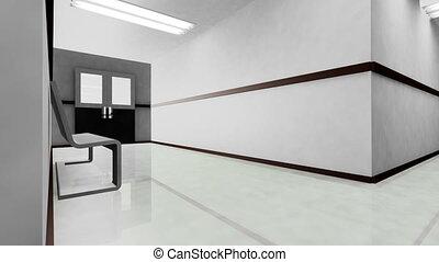 Scary Hospital Corridor v3 1