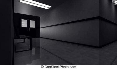 Scary Hospital Corridor v3 2