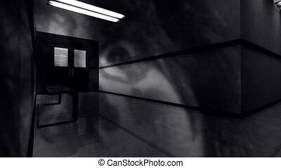 Scary Hospital Corridor Yurei 4