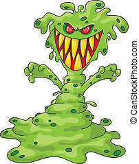 scary, monstrum