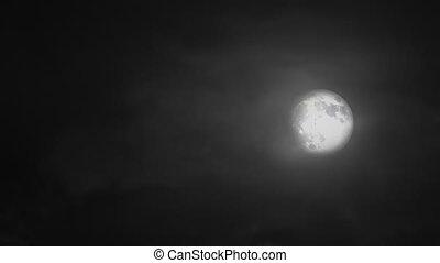 Scary Moon