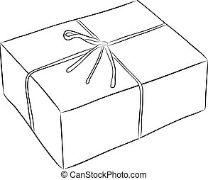 scatola, disegno