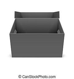 scatola, nero