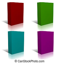 scatola, prodotto