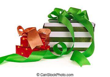 scatola, regali