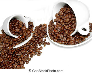 Scatter coffee