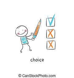 scelta
