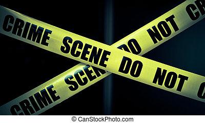 scena zbrodni