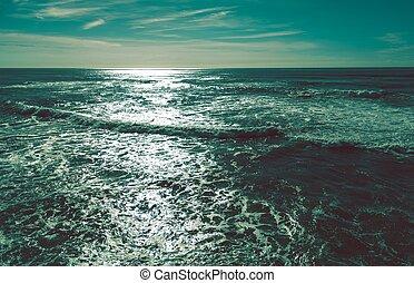 scenario, oceano