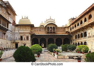 City Palace in Karauli