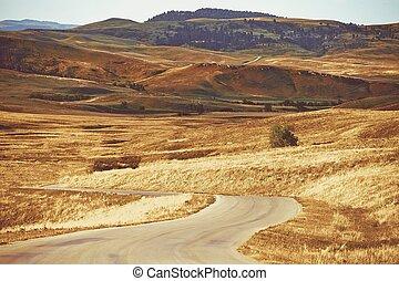 Black Hills South Dakota - Scenic Black Hills South Dakota...