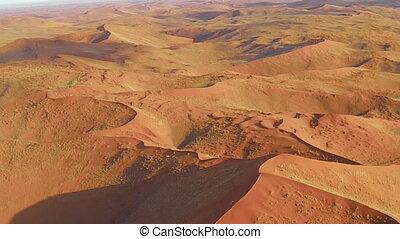 scenic flight dunes