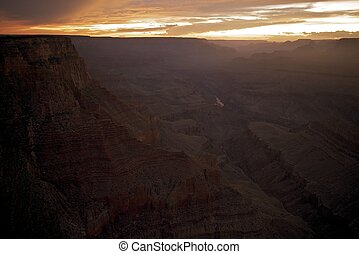 Scenic Grand Canyon