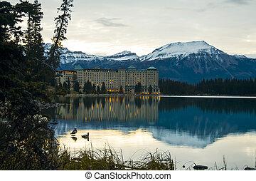 Scenic Lake Louise