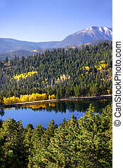 Scenic landscape in Colorado