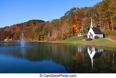 Romance West Virginia - Scenic landscape near Romance West...