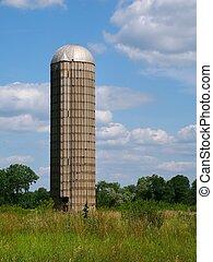 Scenic northern Illinois