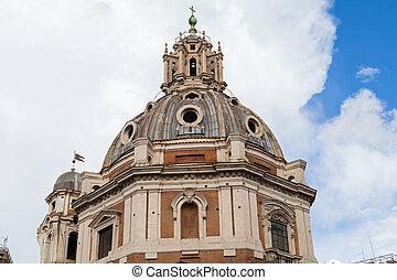 Saint Peter Basilica tower