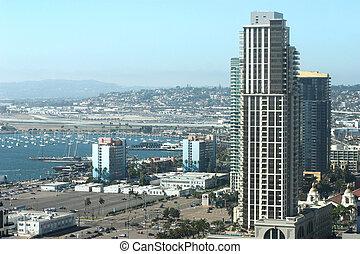 Scenic San Diego - Scenic view of San Diego California