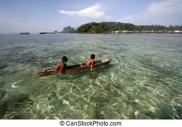 Scenic Seaside View