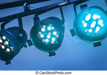scenic spotlights