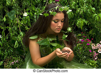 Scent of the Earth - Scent of mother nature is the earth ...