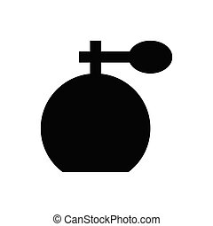scent - scnet  glyph flat icon