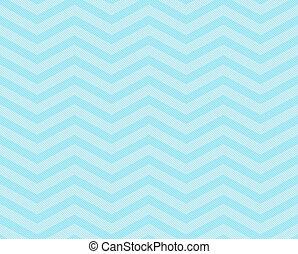schéma structure, fond, zigzag, chevron, textured, sarcelle