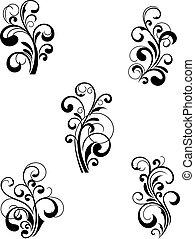 schémas floraux