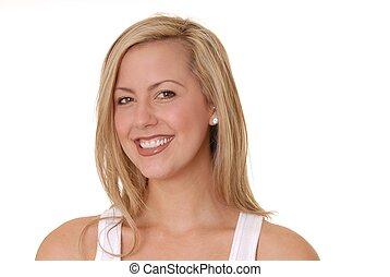 schöne , blond, 1