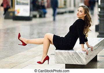 russische Beine