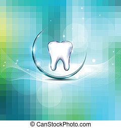 schöne , design, dental, decke